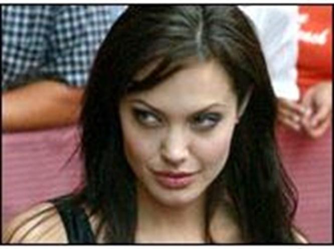 Kadınların tercihi de Jolie
